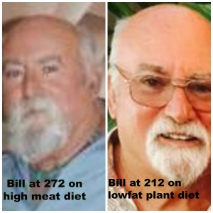 Bill Before and After