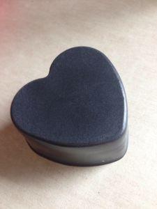 Flawless Lava Love Black Heart