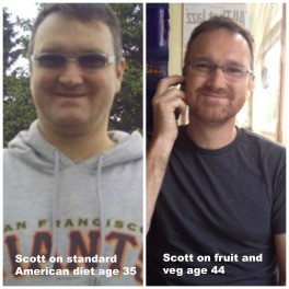 Scott Before and After Meme