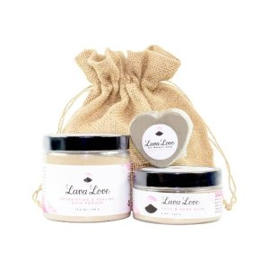 lava love spa kit