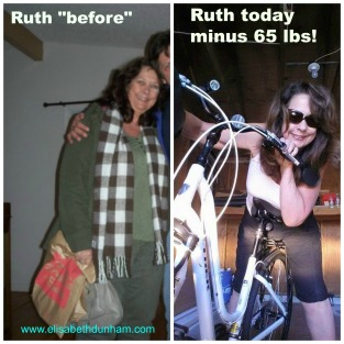 Ruth before and after meme